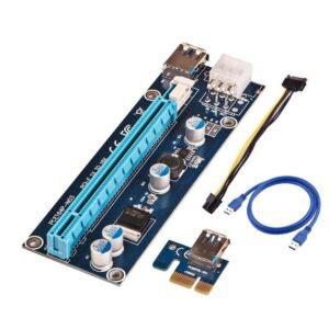 رایزر گرافیک تبدیل PCI EXPRESS X1 به X16 مدل 006s